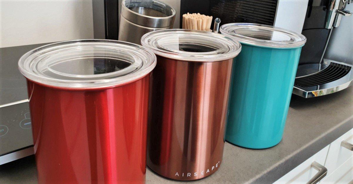 Best Coffee Containers 2020